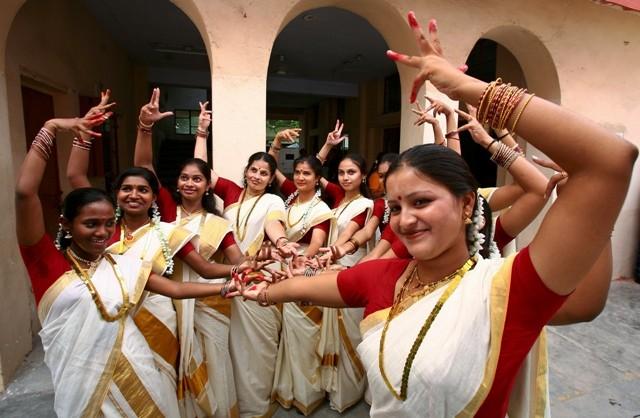 Onam Thiruvathirakali