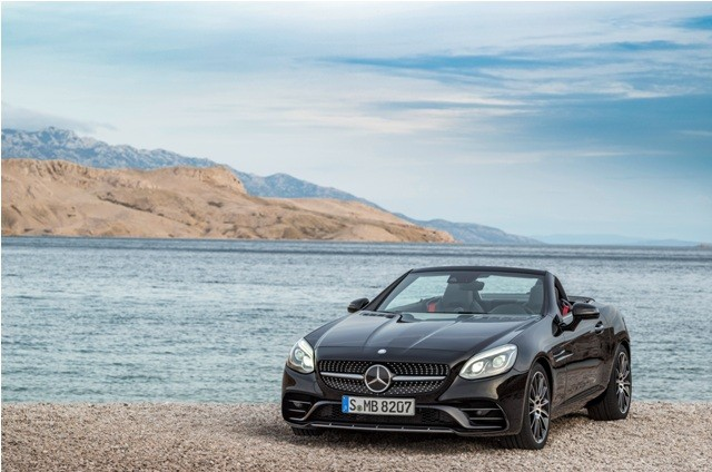 Mercedes-AMG SLC 43 will replace SLK model range in India