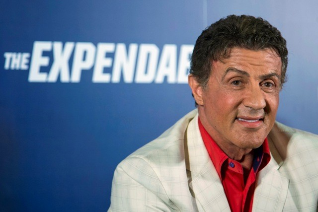 Sylvester Stallone takes a jab at death hoax on social media