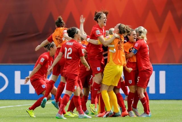 England WWC