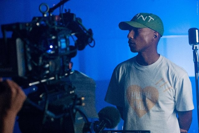 Louis XIII Cognac's latest campaign collaboration with Pharrell Williams
