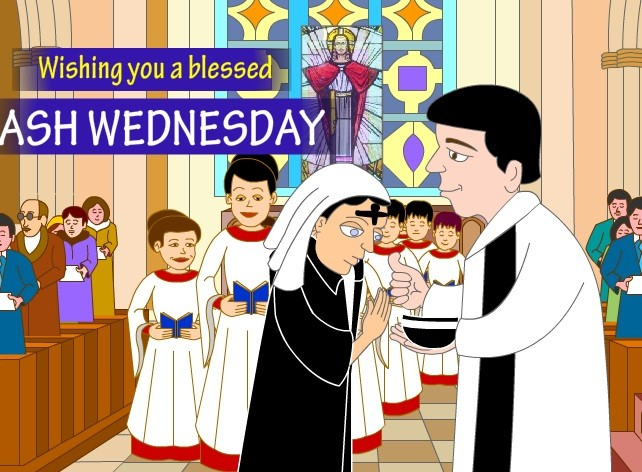 Ash Wednesday,Ash Wednesday wishes,Ash Wednesday greetings,Ash Wednesday messages,Ash Wednesday picture messages,easter,lent season