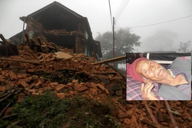 A 105-year old man was rescued alive in Nepal 7 days after the devastating earthquake that killed over 7000 people in Nepal.