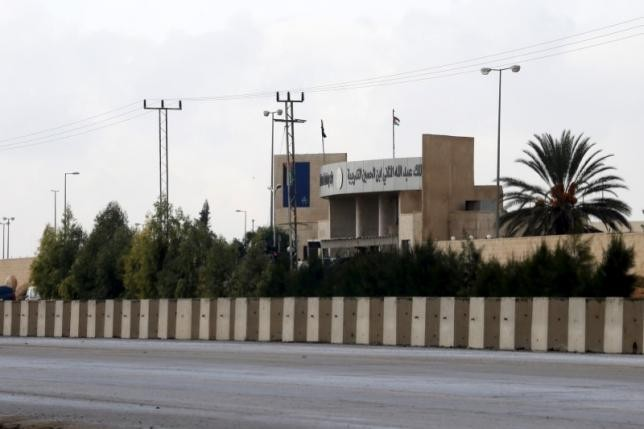 Jordan police training facility