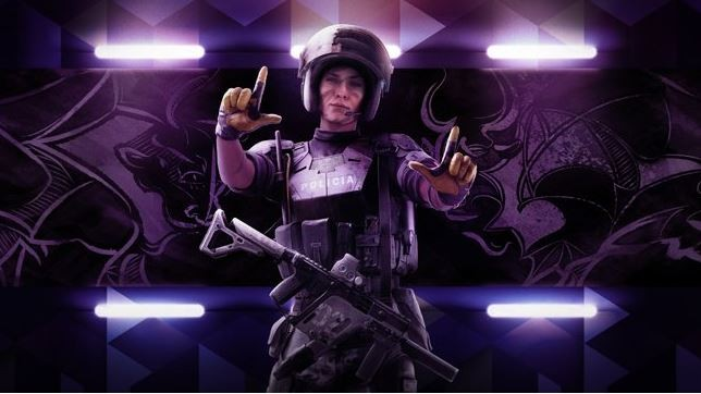 Rainbow Six Siege gets new Operator. Twitter/Rainbow6Game