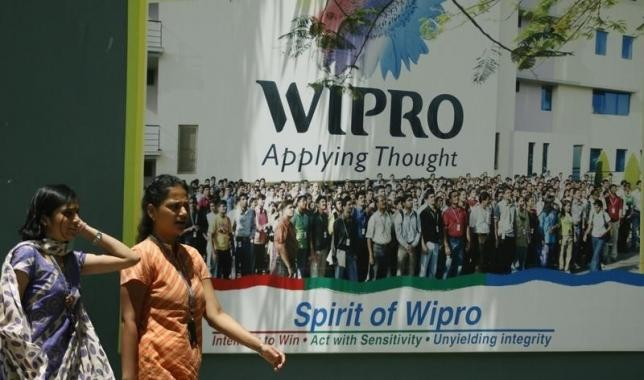 wipro q3, wipro q3 results, wipro share price, wipro interim dividend, wipro t k kurien retires, wipro it revenues, wipro q4 guidance
