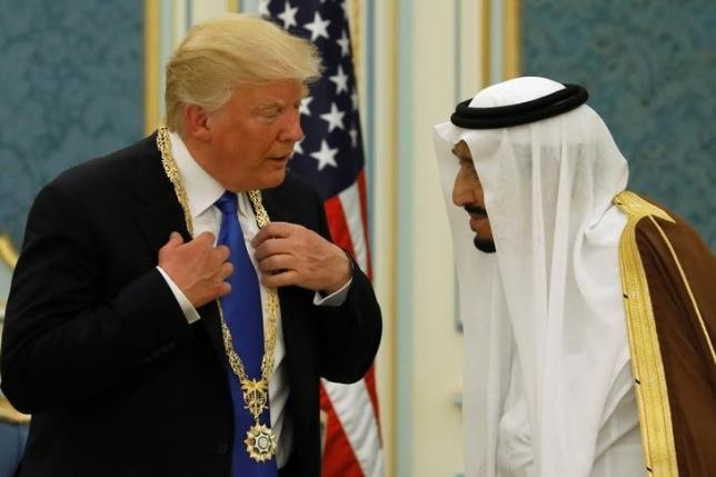 Ivanka terms Saudi visit 'amazing and historic'