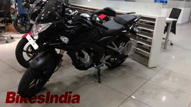 Bajaj Pulsar 200 AS Reaches Dealerships