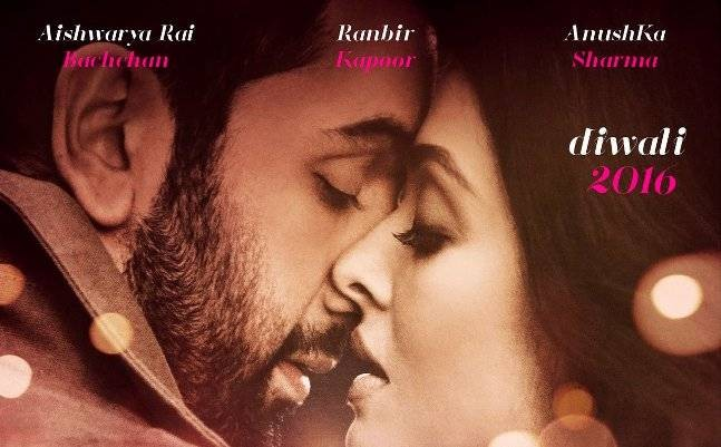 Ranbir Kapoor and Aishwarya Rai,Ranbir Kapoor,Aishwarya Rai,Ranbir Kapoor and Aishwarya Rai Kissing scenes,Ranbir Kapoor and Aishwarya Rai lip Lock,Ranbir Kapoor and Aishwarya Rai romantic kissing scenes,Ae Dil Hai Mushkil,Ae Dil Hai Mushkil romantic scen