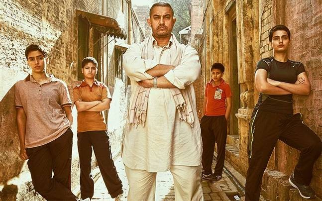 Aamir Khan's Dangal beats Guardian's of the Galaxy Vol.2 in China