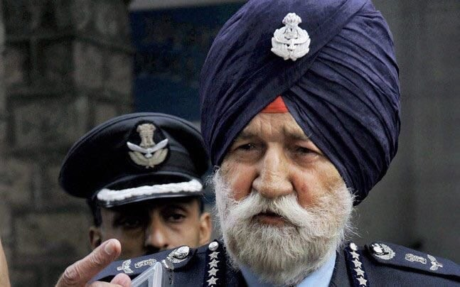 Arjan Singh expires at 98