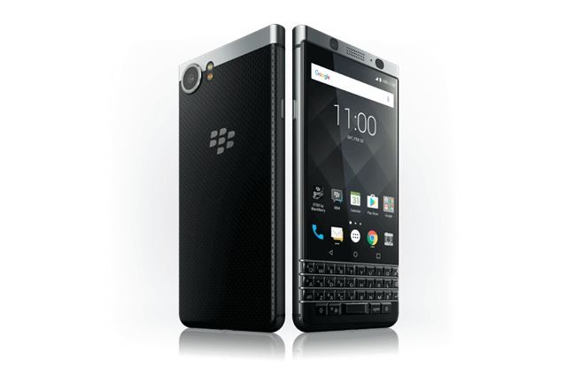 BlackBerry KEYone Limited Edition Black Released In India