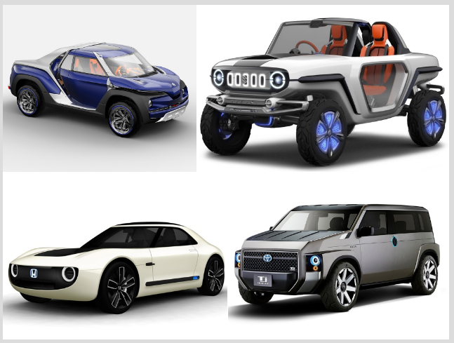 Top 7 car concepts unveiled at Tokyo Motor Show 2017