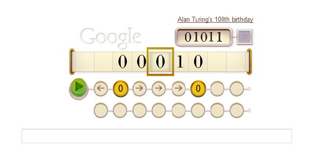 Alan Turing birth Anniversary
