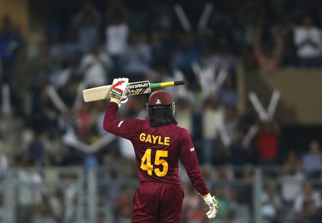 Gayle belts 20th T20 hundred as Riders lift title