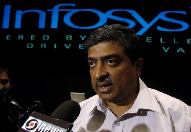 Co-founder Nandan Nilekani back at Infosys as Chairman