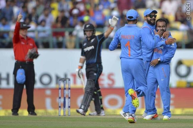 India beats New Zealand,India vs New Zealand,India beat New Zealand,India beat New Zealand First ODI,India beats New Zealand by six wickets,Ind vs NZ,Ind vs NZ pics,Ind vs NZ images,Ind vs NZ photos,Ind vs NZ stills,Ind vs NZ pictures
