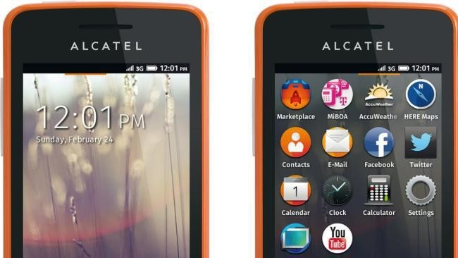 MWC 2013: Alcatel, ZTE Show off First Firefox OS Smartphones