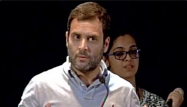 Rahul at Mt Carmel
