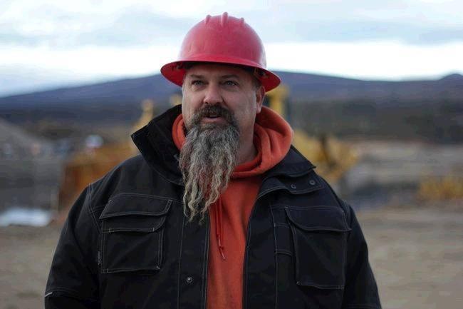 Todd Hoffman in 'Gold Rush'