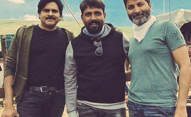Launched in Style: Pawan's clap for NTR's Next