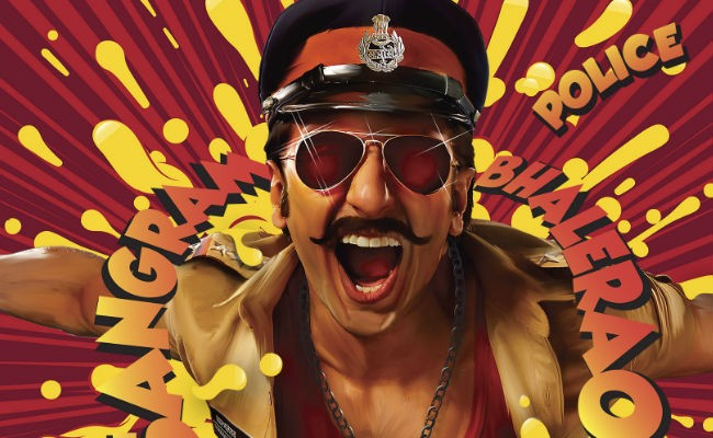 Ranveer Singh's Simmba Heroine Is... Drum Roll... Sara Ali Khan