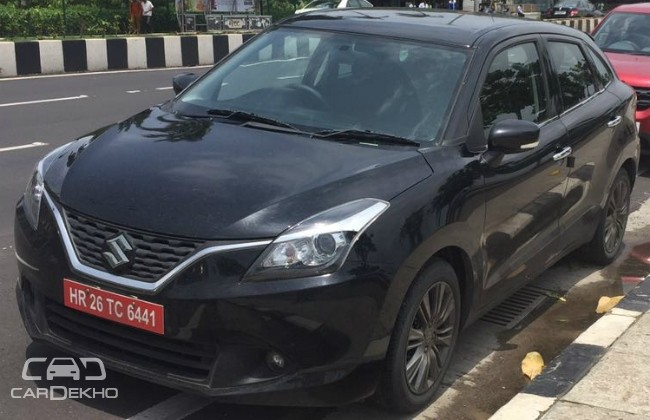 Maruti Suzuki Baleno 1.0-litre Boosterjet turbo-petrol will be launched in India during the festive season