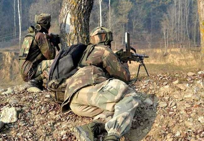 Grenade attack in J-K's Sopore, four policemen injured