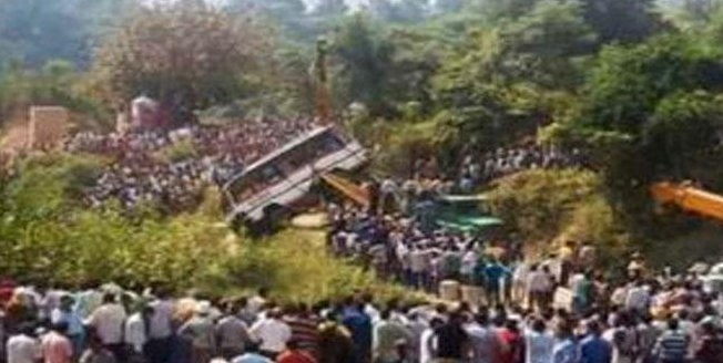 Kullu bus accident