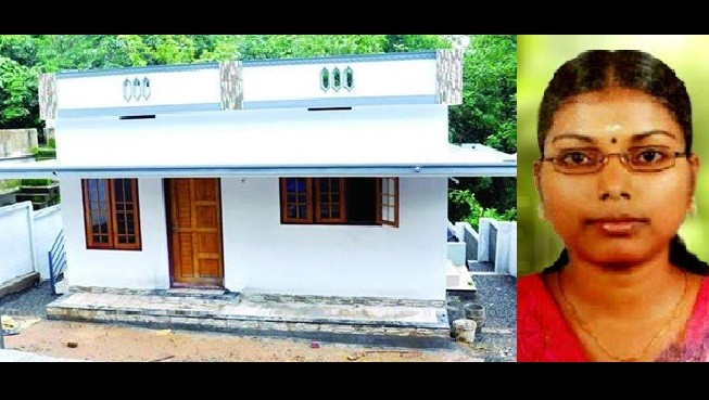 Jisha's mother gets a new home