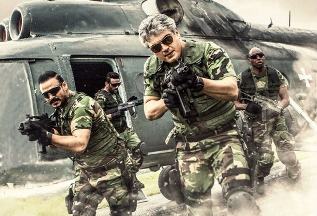 Vivegam Box Office Collection: Ajith's Latest Film Beats Prabhas' Baahubali 2