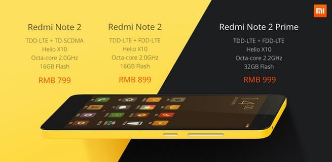 Redmi Note 2 Vs Yureka Plus: How Does Xiaomi's New Release Vie Against YU's Budget Model
