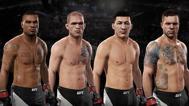Four new fighters have been added as part of the content update #6 to