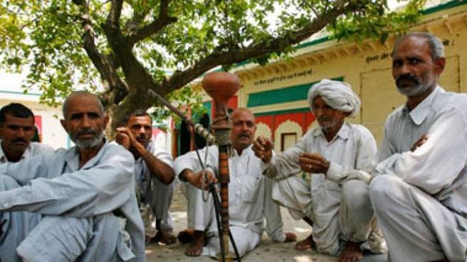 Representational image of a village panchayat