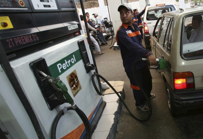 Indian Oil Corporation Petrol prices petrol price hike IOC