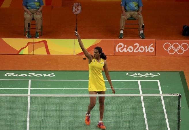 PV Sindhu Rio Olympics