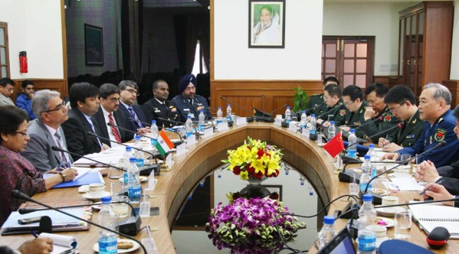 4th Indian- China Annual Defence Dialogue