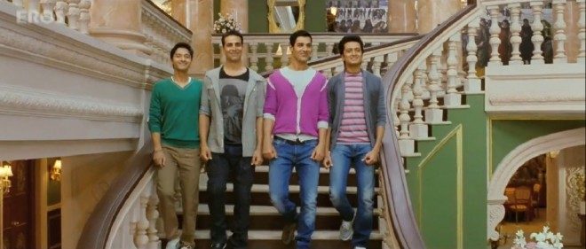 'Housefull 2- The Dirty Dozen'
