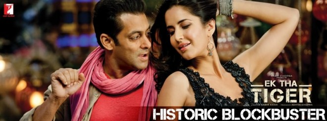 Ek Tha Tiger In World's Top Ten Most Searched Movies: Google zeitgeist 2012 India Complete List