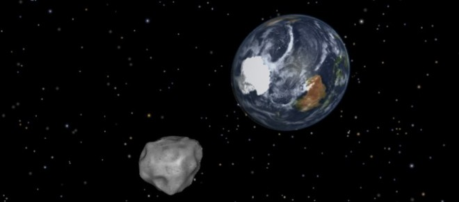 Hazardous Asteroid 2000 EM26 Flies by Earth (Representational Image)