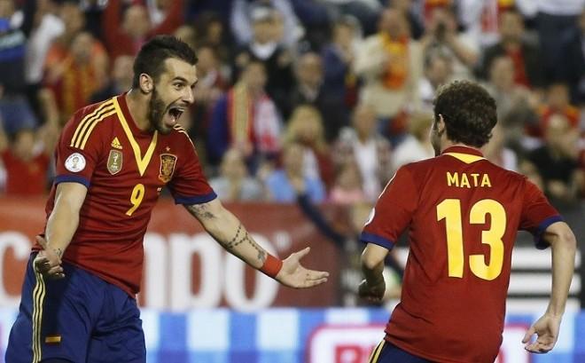 Negredo Mata Spain