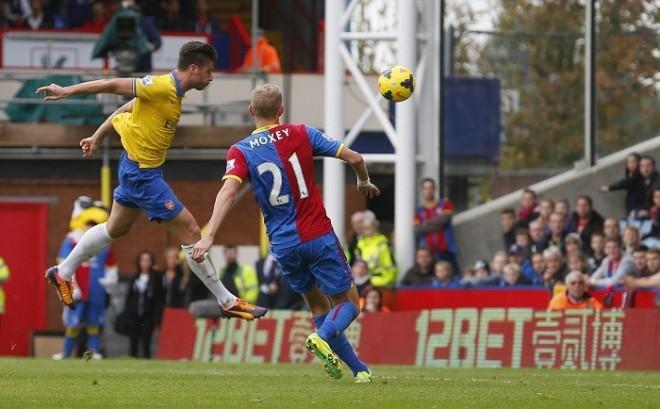 Giroud Arsenal