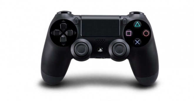 PlayStation 4's Dual Shock 4