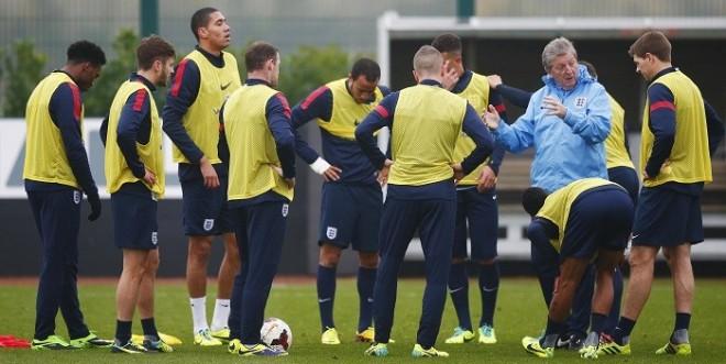 Roy Hodgson Gerrard England
