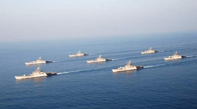 Indian Navy Warships (Representational Image)