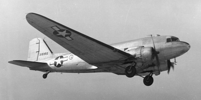 Douglas C-47B used extensively by the Allies during World War II and remained in front line service with various military operators through the 1950s.