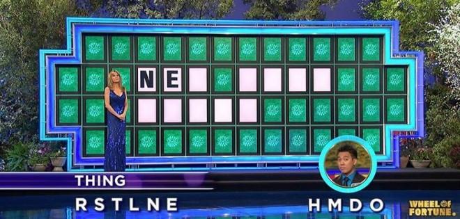 Wheel of Fortune'