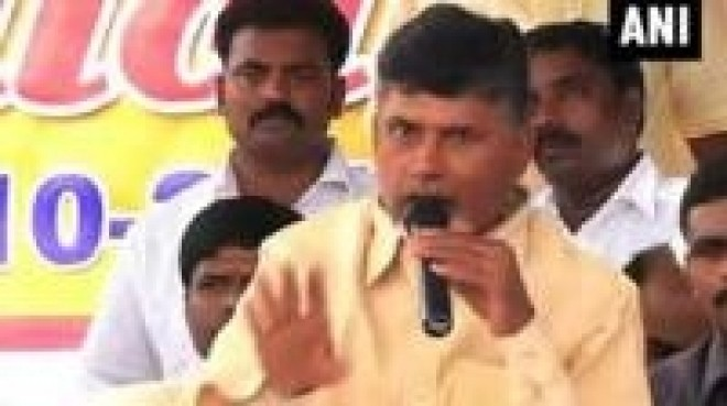 Telangana issue: Chandrababu Naidu demands amicable solution from Congress