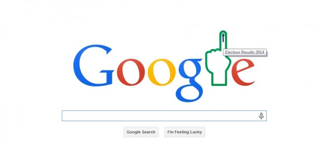 Google Doodle Marks Counting Day in India