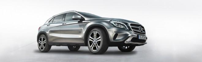 Mercedes-Benz GLA 45 AMG India Launch on 27 October; Price, Feature Details
